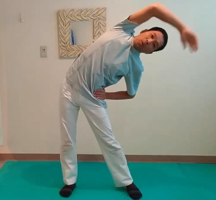 タバタ準備体操